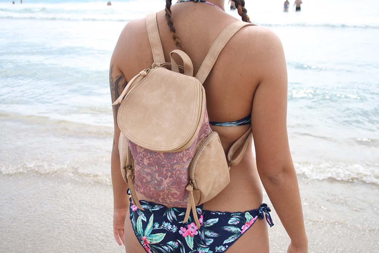 mochila verano etnica
