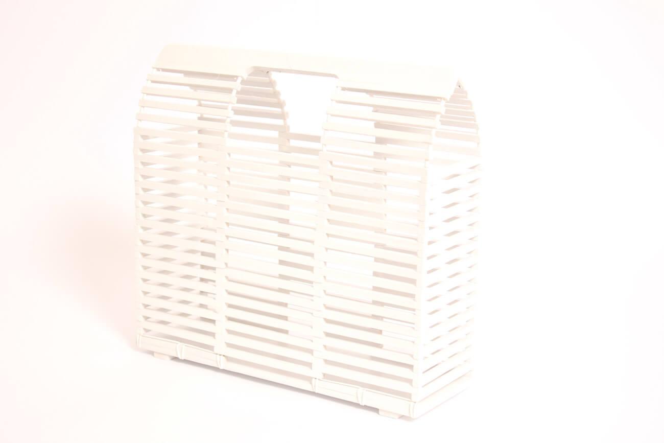 Bolso de bambu cuadrado (5)
