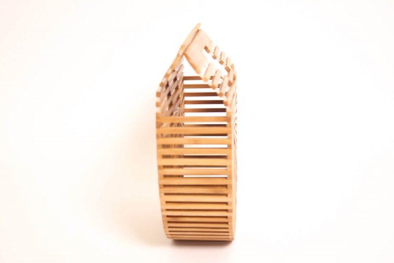 Bolso de bambu japones media luna (3)