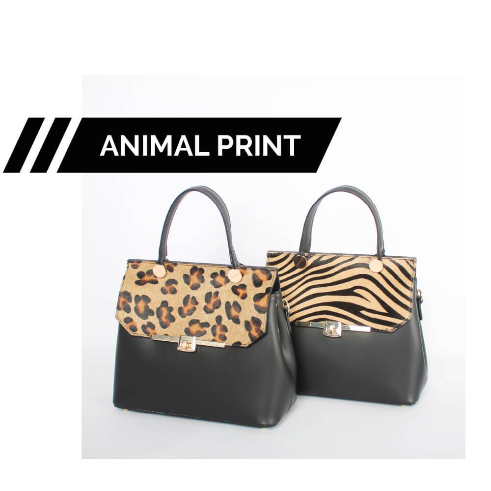 BOLSOS ANIMAL PRINT